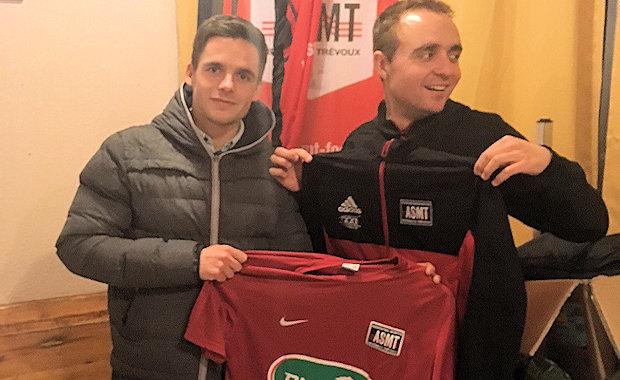 """""""Même pas en rêve"""" - Mickaël DUMAS rejoint les U19 de l'AS Misérieux-Trévoux"""