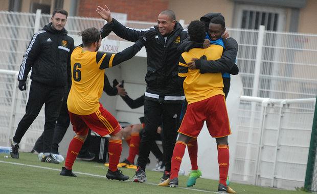 """GAMBARDELLA U19 - L. BAH : """"C'est nous qui avons été très bons !"""""""