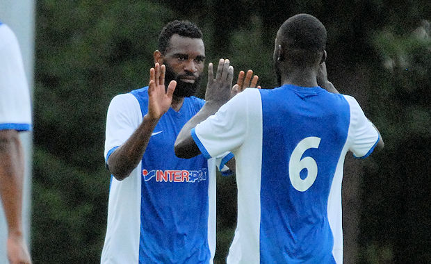 FC Villefranche – Arnold LEMB : « Je vois le bout du tunnel... »
