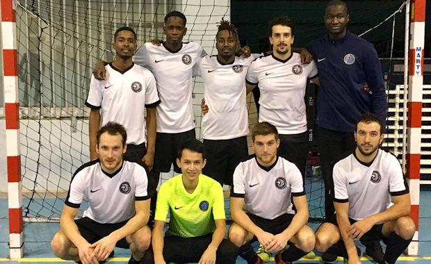 Quatorze buts pour Lyon 6 Futsal le week-end dernier.