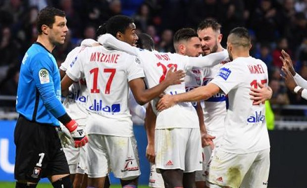 Le debrief du Gone (OL - CAEN) - On s'en contentera