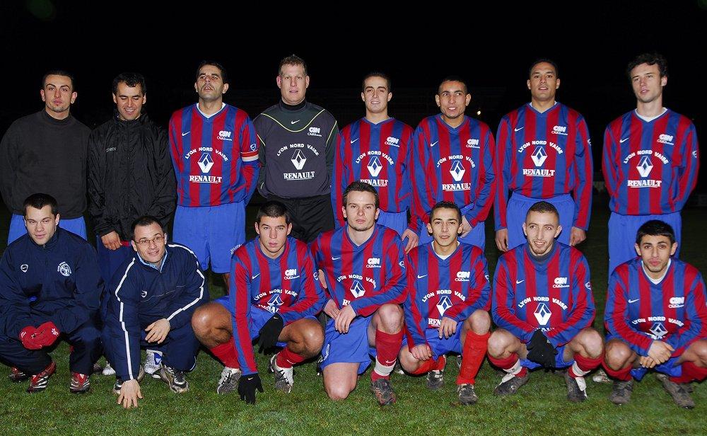 CS Neuville 2007-2008 (HR)
