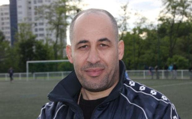 Nordine Kari, le directeur sportif de l'AS Minguettes