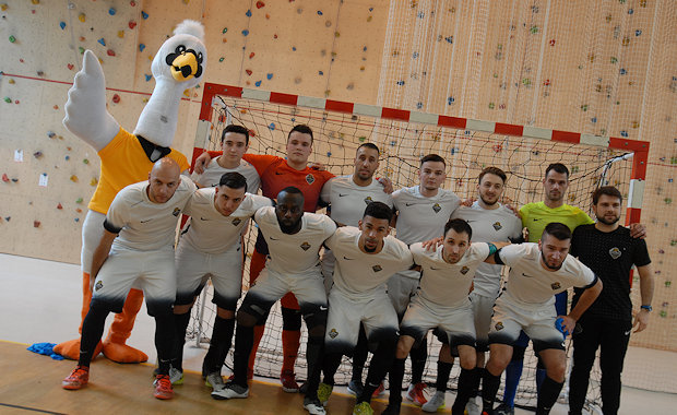 Coupe Nationale Futsal - FS MONT D'OR, Gooooo les PÉPITES !