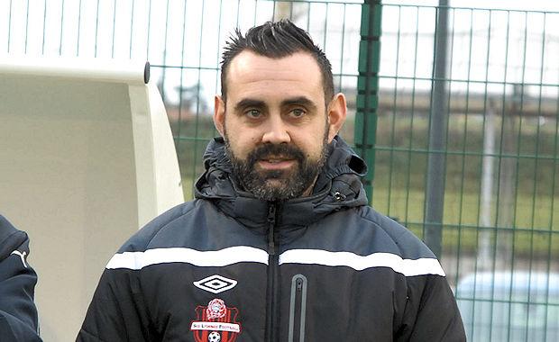 Valentin Lori, l'entraîneur de Sud Lyonnais 2013