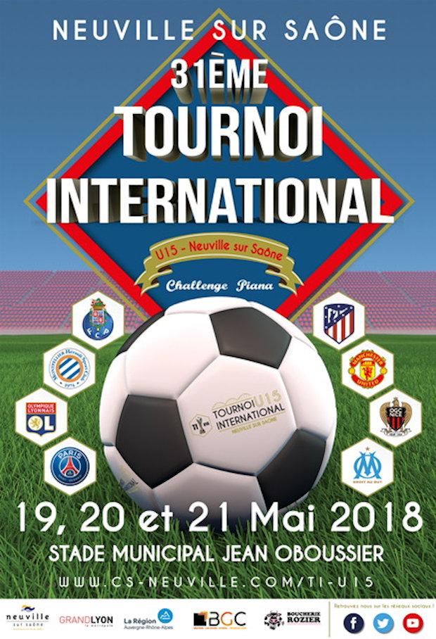 """Tournoi International U15 CS Neuville - G. POTOK : """"Il faut savoir se faire connaître, se faire apprécier..."""""""
