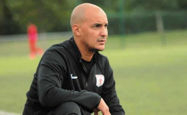 Choukri MHRIZER, l'entraîneur du FC Lyon