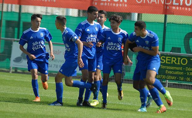 Le FBBP01 est bien rentré dans le tournoi en dominant l'AC Boulogne-Billancourt