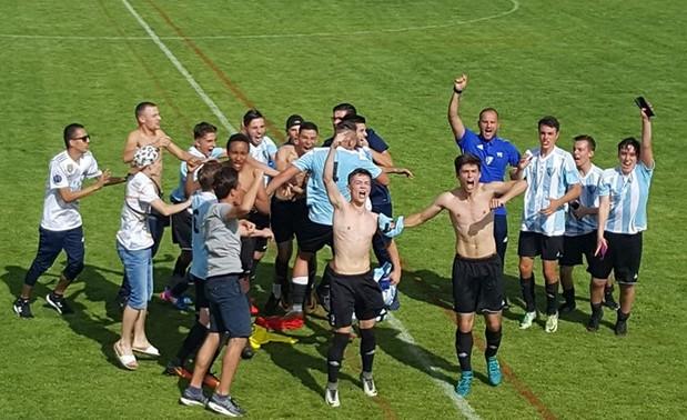 Les ECHOS des CLUBS - La D1 pour les U19 du FC SUD OUEST 69