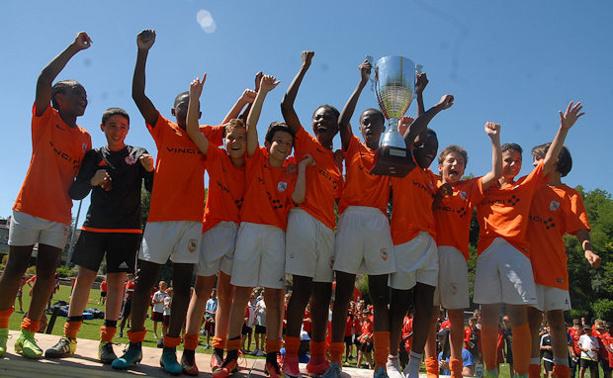 L'AC Boulogne Billancourt, tenant du titre