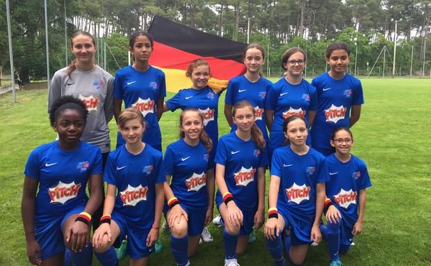 Football Féminin - Les U13 de CHASSIEU DECINES parmi les plus grandes !