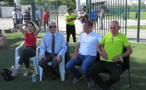 Evénement - Les TURQUES de BELLEGARDE rafle la mise au tournoi d'ANATOLIA Lyon