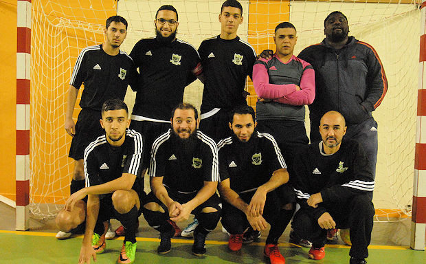 Futsal Vaulx veut garder sa place en R1...