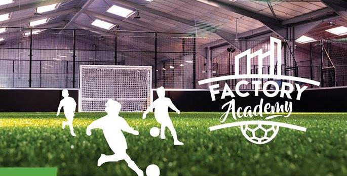 Jeunes - Il reste des places à l'ACADEMIE du FACTORY SPORT GAMES de CHAZAY