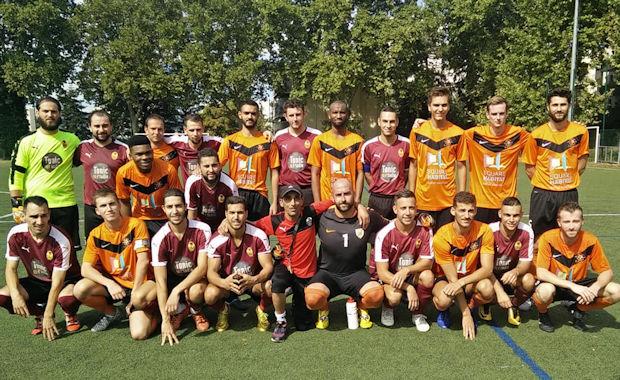 Sept buts pour les seniors du FC Croix-Roussiens en D3 contre le FC Point du Jour