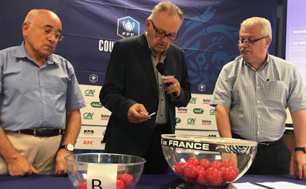Coupe de France (4ème tour) - VINGT-HUIT au TIRAGE ce soir