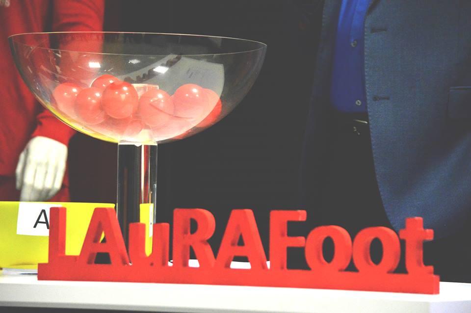 Coupe Régionale LAuRA Foot - Découvrez le tirage du premier tour