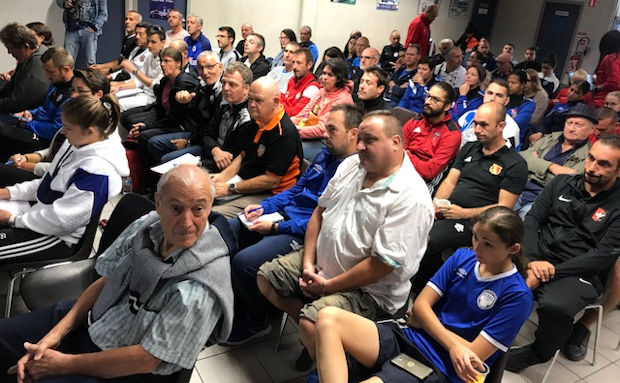 Soixante-six clubs au rendez vous pour l'assemblée générale de rentrée du football féminin.