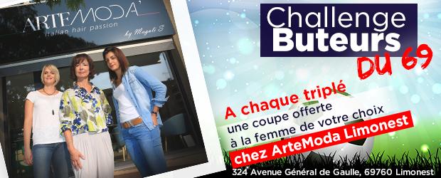 Challenge ARTEMODA Label (Buteurs Nationaux) - KITALA creuse, BOUSSAÏD voit double