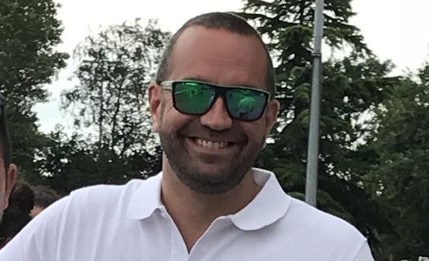 Anthony Stal, vice président du Chassieu-Décines FC