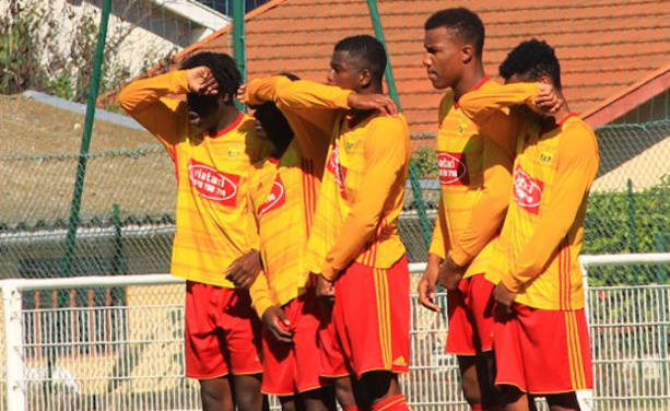Gambardella U19 - AS SAINT-PRIEST-FC VAULX, on en salive d'avance !