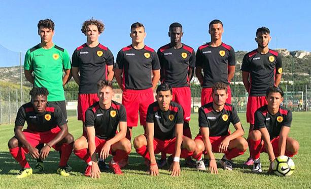 Les U19 de Lyon-Duchère AS