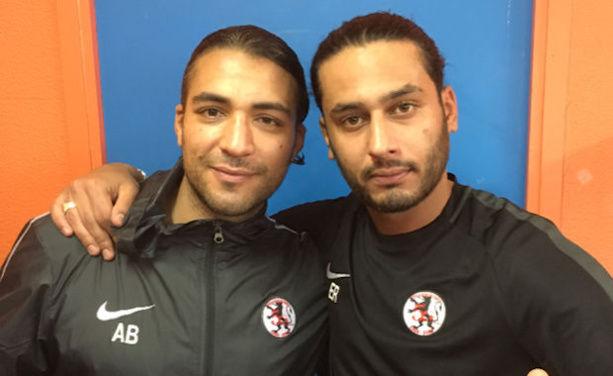 Akram Rizk et Eddy Robert seront sur le banc de l'ES Trinité