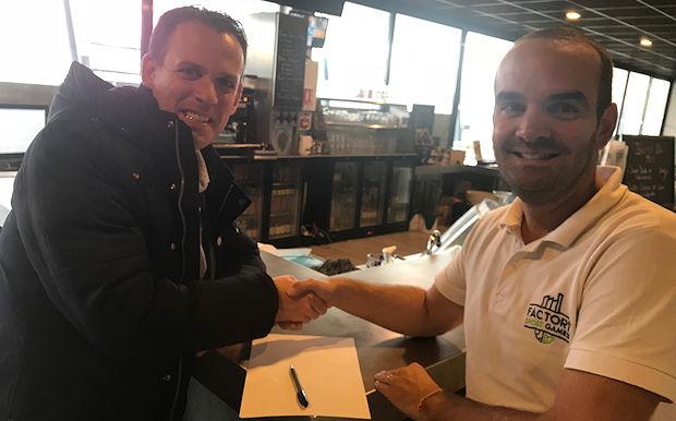 La lettre de sortie est signée pour Yannick Berthaud.