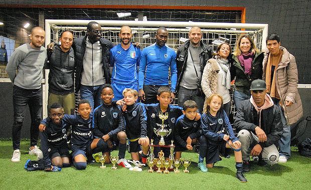 Sun Set Soccer Cup U9 - Total régal pour la revanche du PARIS FC