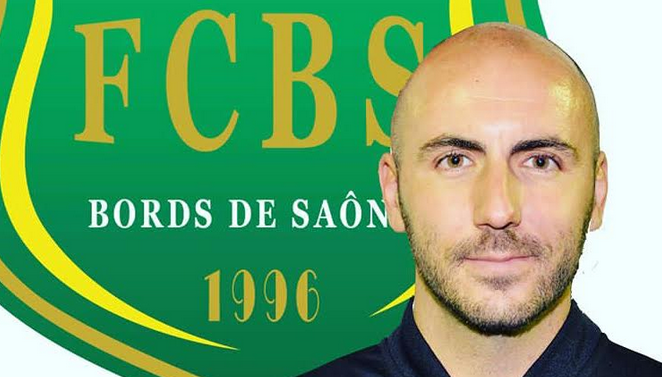 Julien Bernard (FC Bords de Saône)