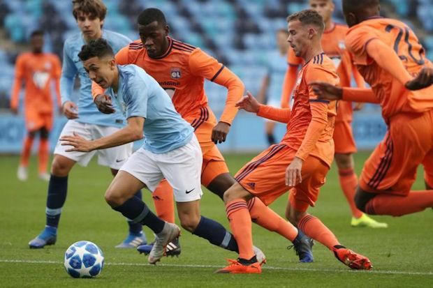 Youth League - Le GROUPE contre HOFFENHEIM
