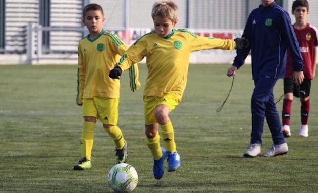 U11 - Le FC BORDS DE SAONE tient son record !
