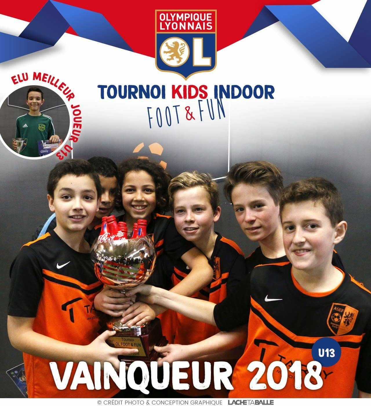U11&U13 - Participez au plus grand tournoi INDOOR de la région