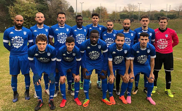 Crédit Page Facebook FC Limonest-Saint-Didier