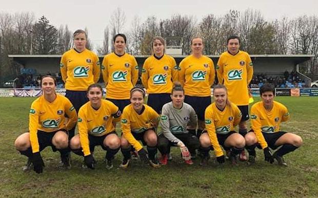 Coupe de France Féminine - Le FC PONTCHARRA SAINT-LOUP dernier rescapé... avec l'OL !