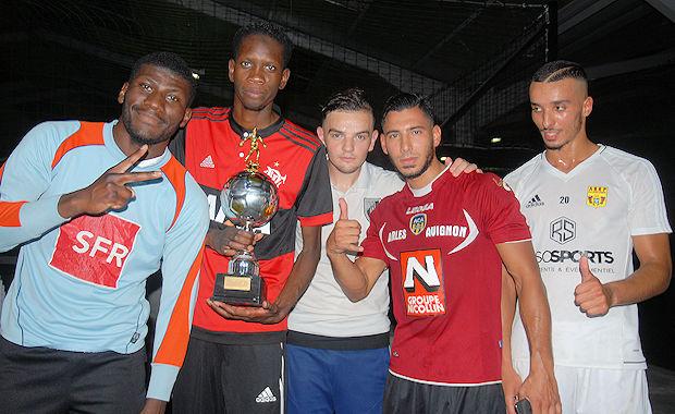Les Mains Tendues de Mions seront avec l'Olympique Foot Five Lyon les régionaux de l'étape.