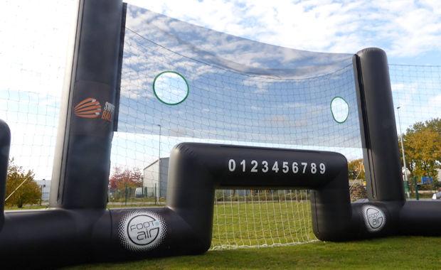 Le Swiftball, une nouvelle activité proposée au Factory Sport Games de Chazay