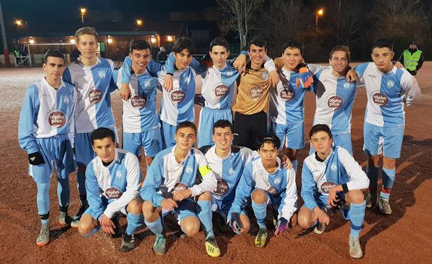 U17 - Le FC FRANCS-LYONNAIS affole les compteurs
