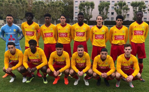 "Gambardella U19 - S. GHEMMAZI : ""Cette fois, c'est chez nous..."""