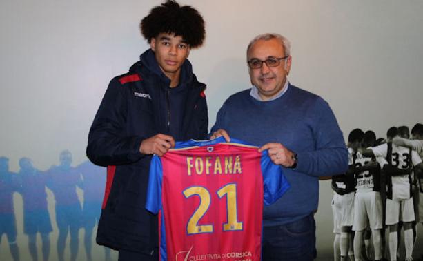 Boubacar Fofana ira s'aguerrir en L2 avant d'intégrer l'OL