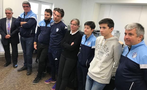 Mozaic Foot Challenge - Le CREDIT AGRICOLE récompense les U18F du CHAZAY FC