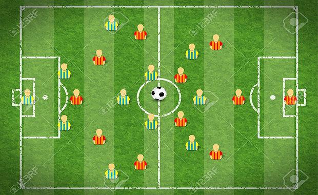 Lyon-Duchère AS B - Le GROUPE pour le déplacement au FC VAULX