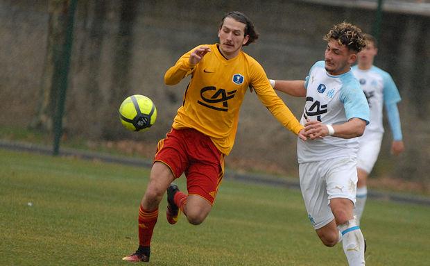 """U19 AS Saint-Priest - Tom LAFOY : """"La pression sera du côté de Nice..."""""""
