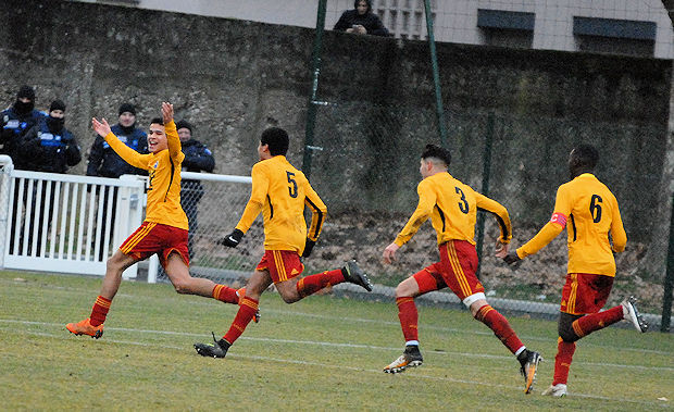 Gambardella U19 – L'AS SAINT-PRIEST, c'est complètement fou !