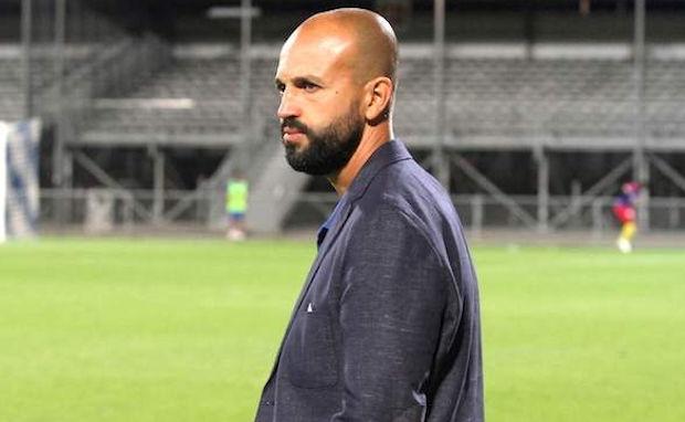 Najb Maaref est officiellement le nouveau président du FC Gerland (photo Le Progrès)