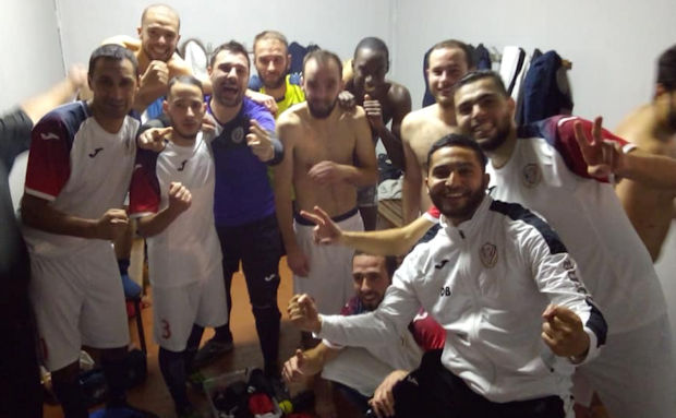 Le Caluire FC aura une chance d'accéder aux seizième de finale de la Coupe de France contre le Toulouse Métropole.
