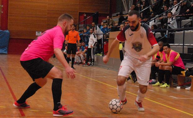 Coupe de France Futsal – Le CALUIRE FC s'offre un seizième pour ses dix ans