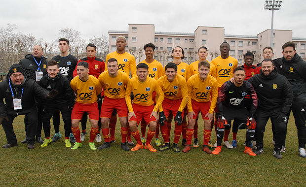 "Gambardella U19 - Patrick GONZALEZ : ""On est chez nous !"""