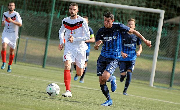 A l'aller, le FC Chaponnay-Marennes s'était imposé sur le score de deux buts à un.