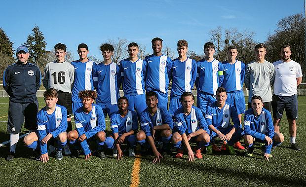 Interligues U16 - Ca n'a pas rigolé pour la sélection LAuRA Foot